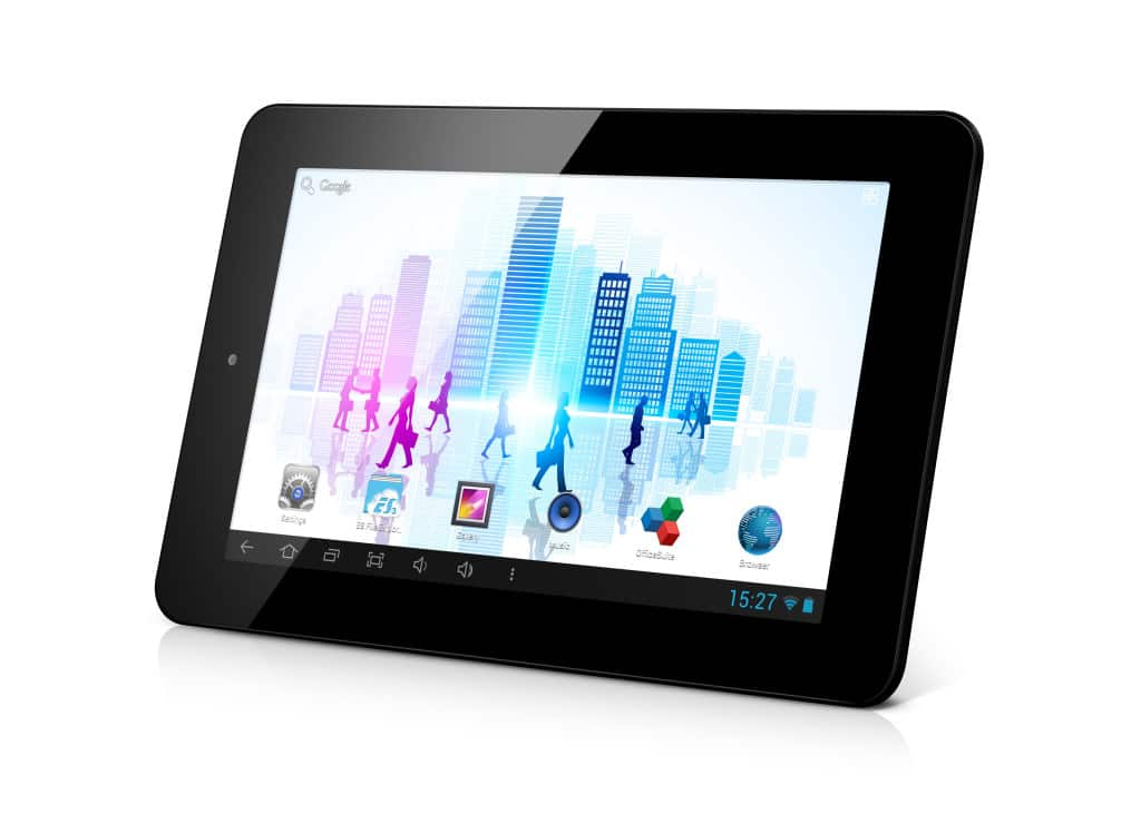 Allview lansează City+, versiunea îmbunătăţită a celei mai vândute tablete din gamă