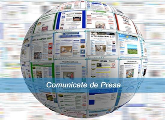 Comunicatele de presă