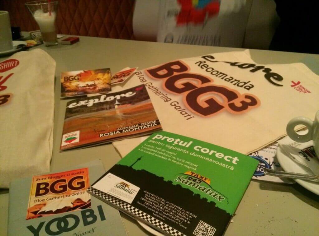 BGG 3, cea mai mare întâlnire a bloggerilor în Galați de până acum