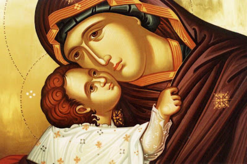 La mulți ani de Sfânta Maria