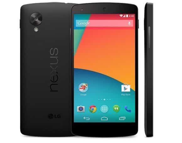 Nexus 5 e oficial: mai tare ca Halloween :)