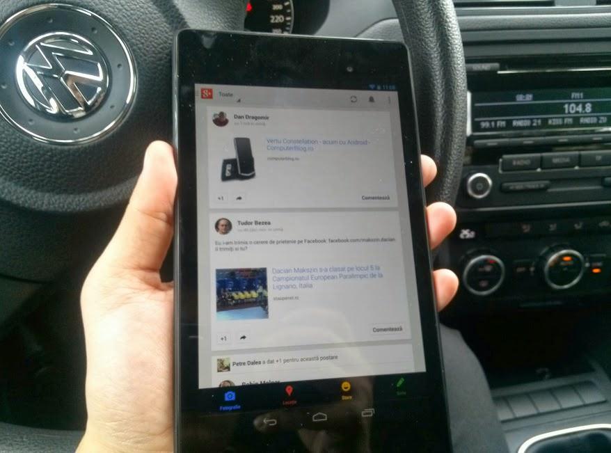 Review Nexus 7 2: Magia accesibilă din propriile mâini