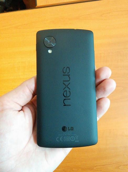 Nexus 5 Review: Android în formă pură