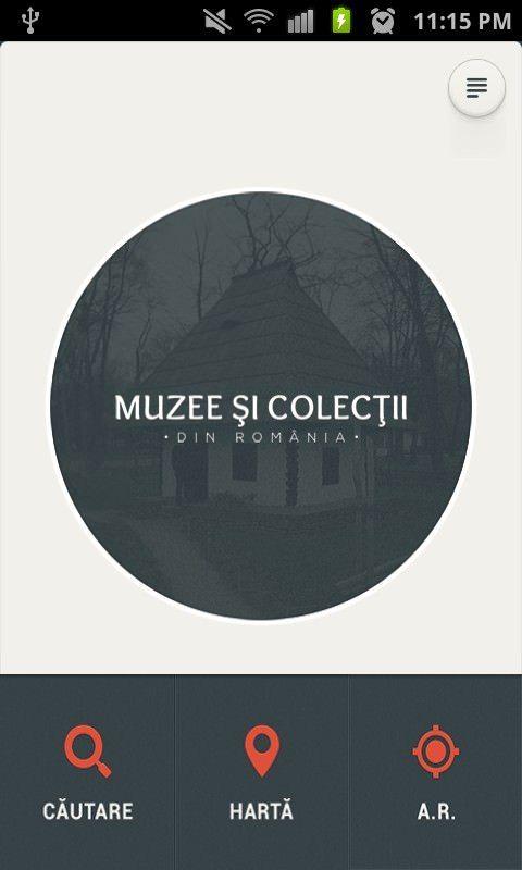 Ghidul complet al muzeelor și colecțiilor din România pe telefonul mobil