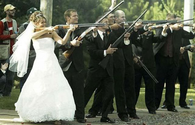 Cea mai bună organizare la o nuntă