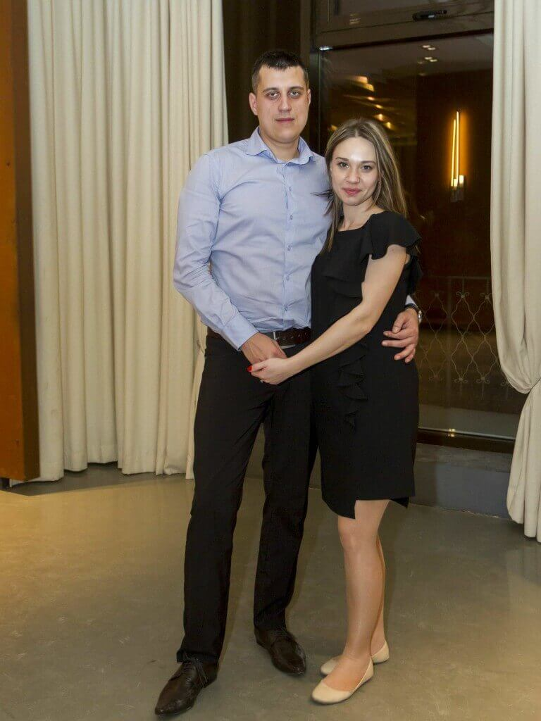 Gabi si Irina