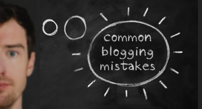 Greșeli de blogger