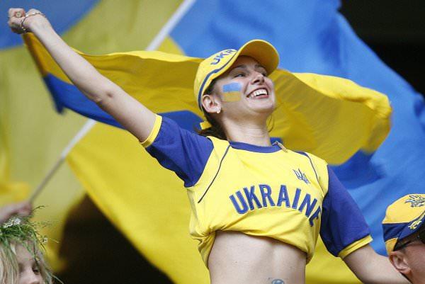 Happy in Ukraine