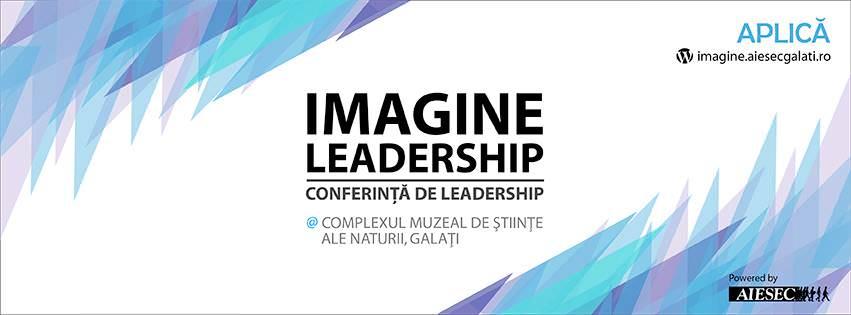 Conferința Imagine Leadership la Galați