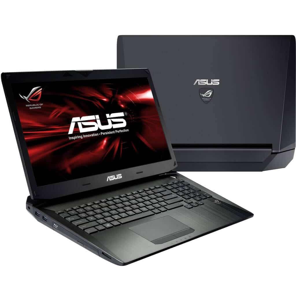 Tata laptopurilor de gaming Asus