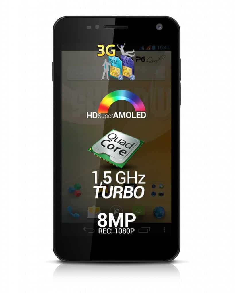Allview lansează o variantă îmbunătăţită a smartphone-ului P6 Quad