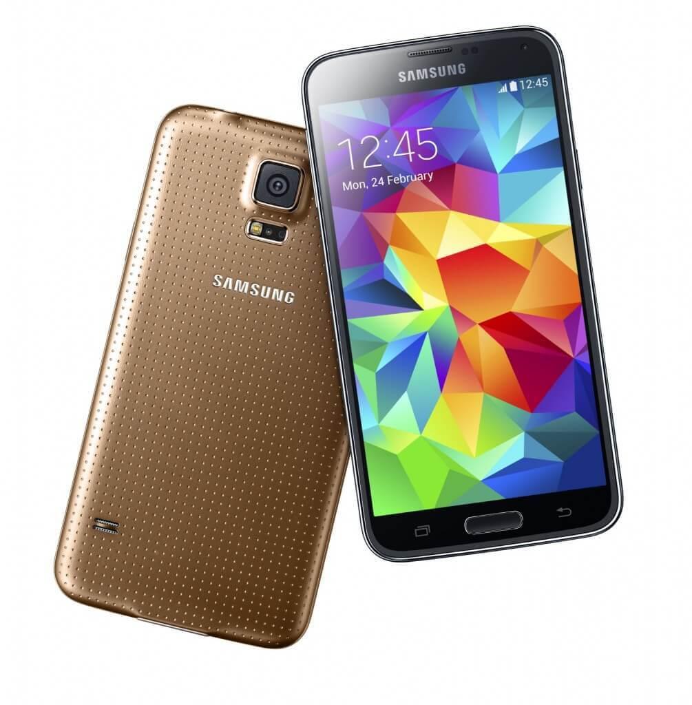 Samsung lansează noul GALAXY S5 și Gear Fit