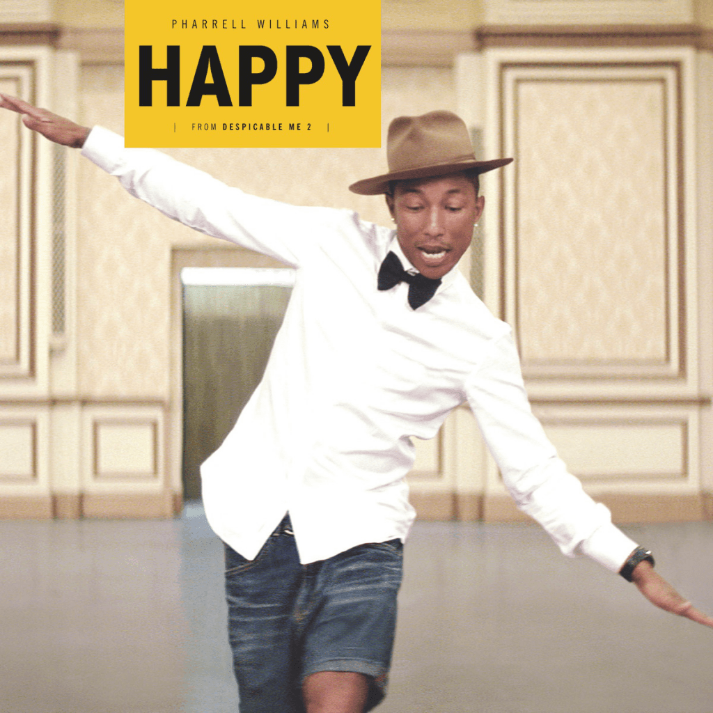 Video Happy Pharrell