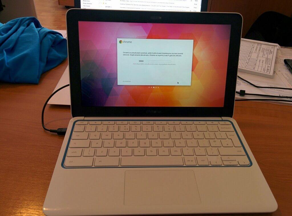 Dupa mai bine de o luna cu HP Chromebook 11