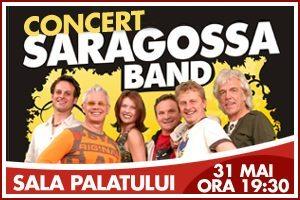 Am de dat 2 bilete a câte 2 persoane la concertul Saragossa Band de la București