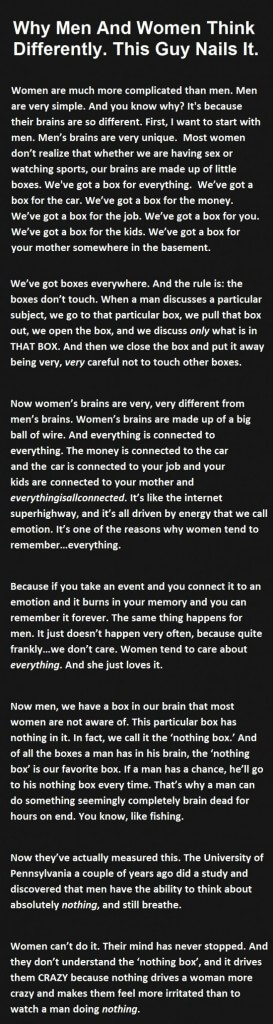 Barbati si Femei