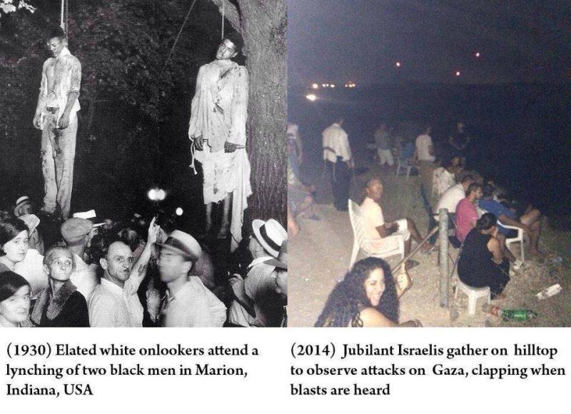 Germania in 1940 vs Israel in 2014