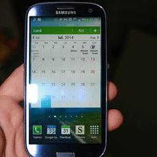 Se vinde un Galaxy S3 impecabil