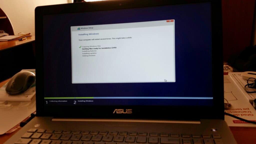 Mai stiti noul meu laptop?