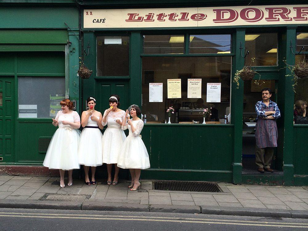 6 Merit Ladies in Waiting
