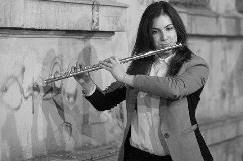 Tina flaut