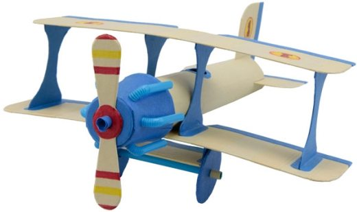 Avion cu motor