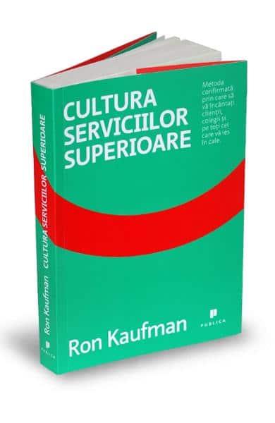 O carte care merita citita ca sa facem o lume mai buna a serviciilor si a vanzarilor, in general