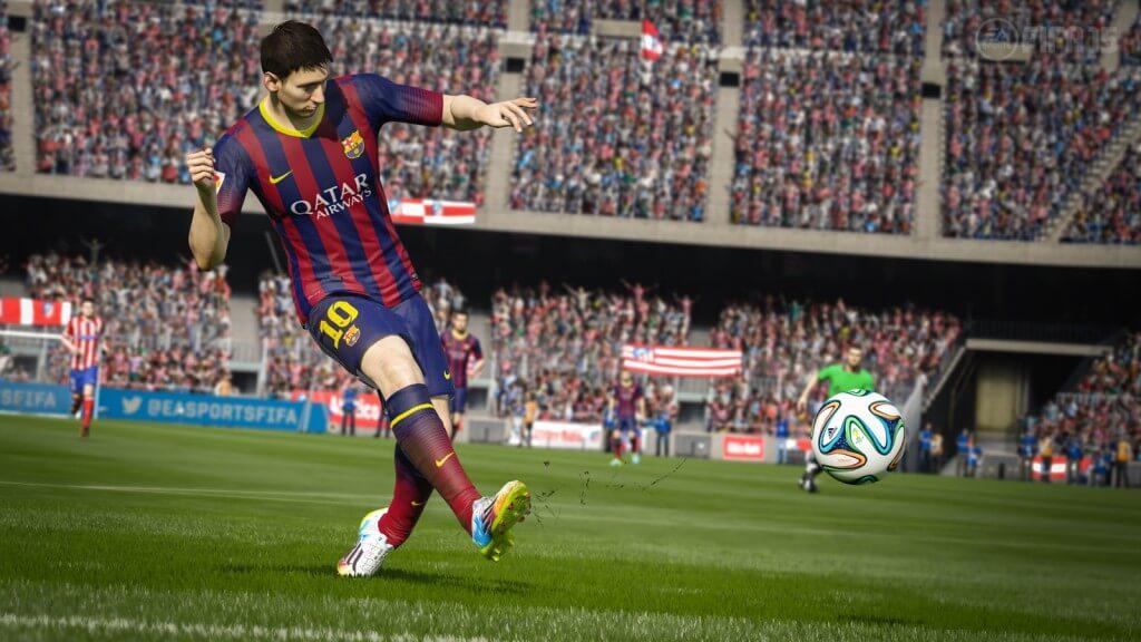 Pentru amatorii de FIFA: descarca FIFA 15 demo