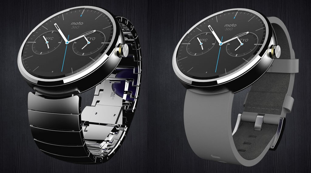 A fost lansat ceasul Moto 360