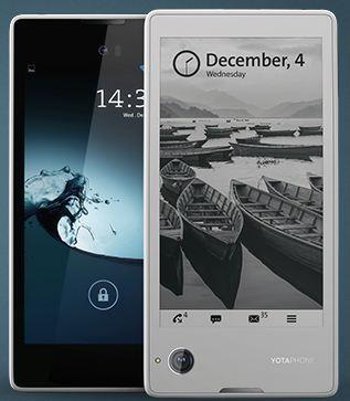 Primul telefon Android cu doua ecrane este disponibil si in Romania