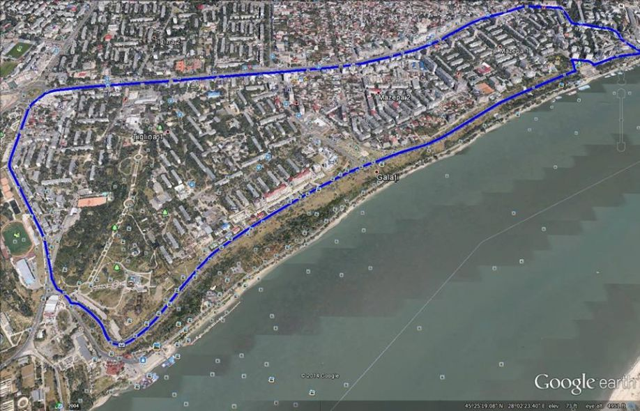 Cine vrea sa alerge cu mine pe 12 octombrie in Galati?