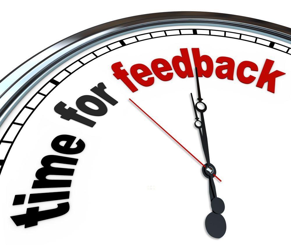 Cand si cum iti place sa oferi feedback unei companii?