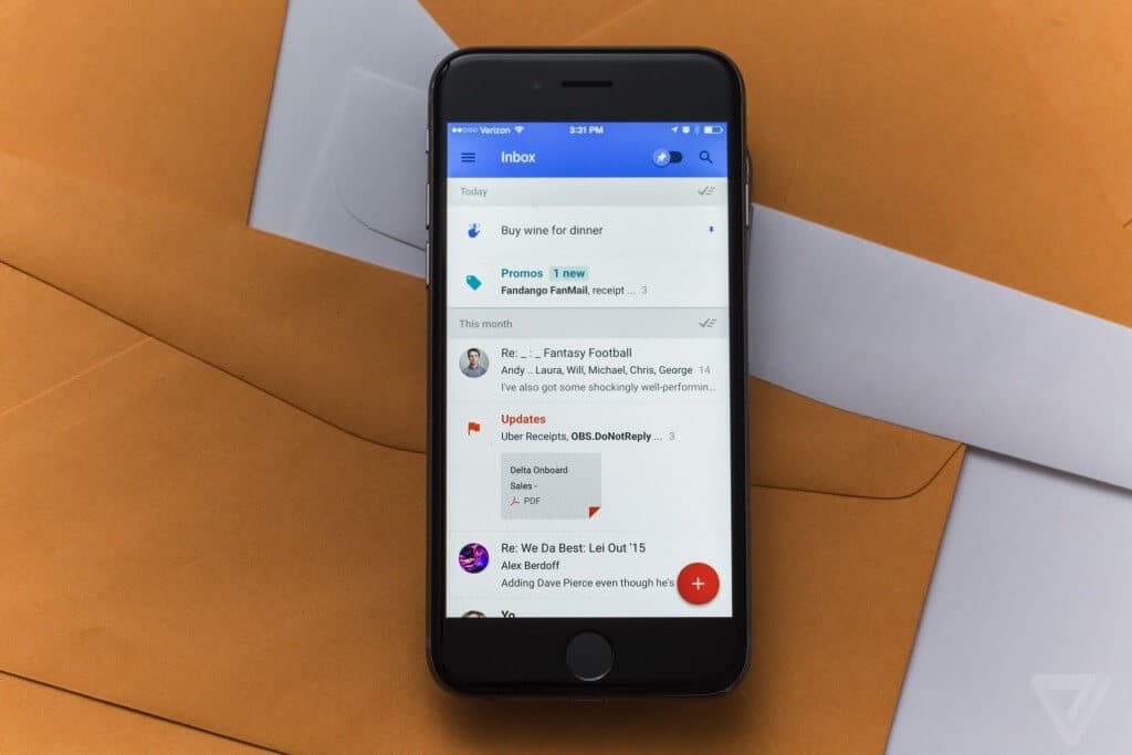 Aveti invitatii la Google Inbox by Gmail?