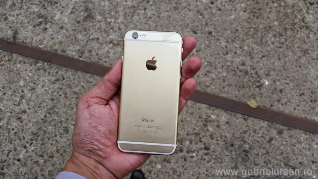 iPhone 6S e disponibil pentru precomandă de azi, 1 octombrie 2015