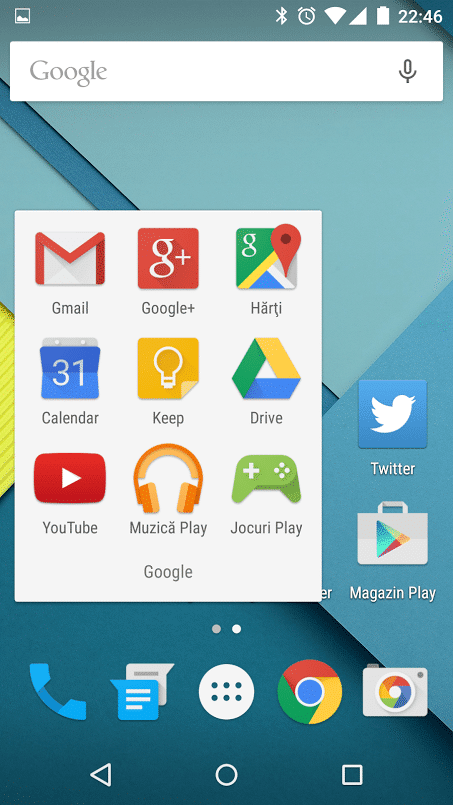 Android 5.0 poza 4