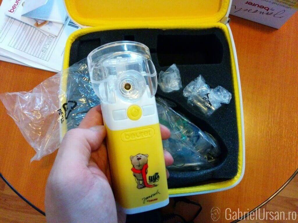 Cel mai bun aparat de aerosoli pentru copii