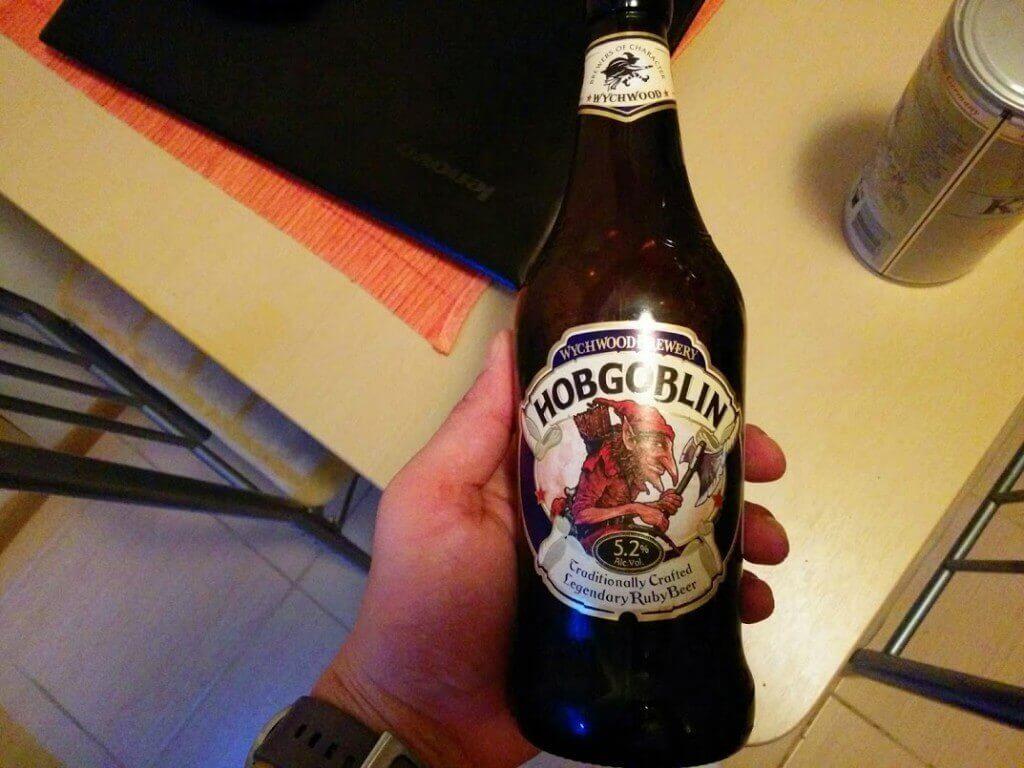 Sa imi fac curaj sa beau berea asta? :)