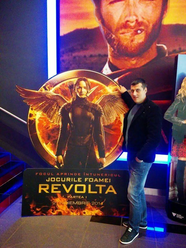 Hunger Games: Catching Fire, cel mai prost film vazut in ultimul timp