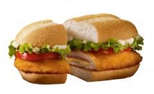 McDonalds Cordon Bleu