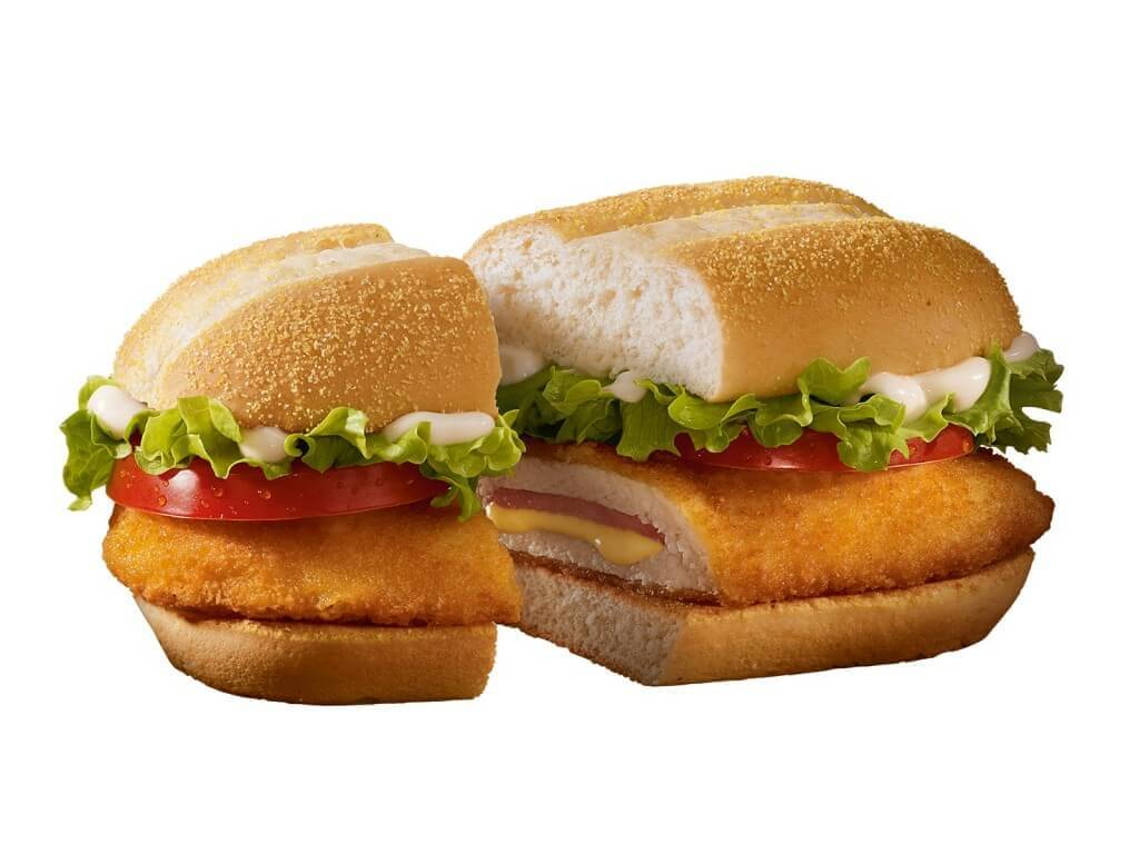 Am testat cateva sandwich-uri McDonalds