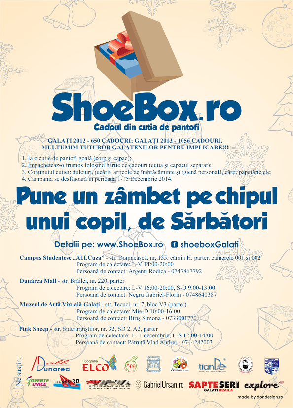 Afis ShoeBox 2014