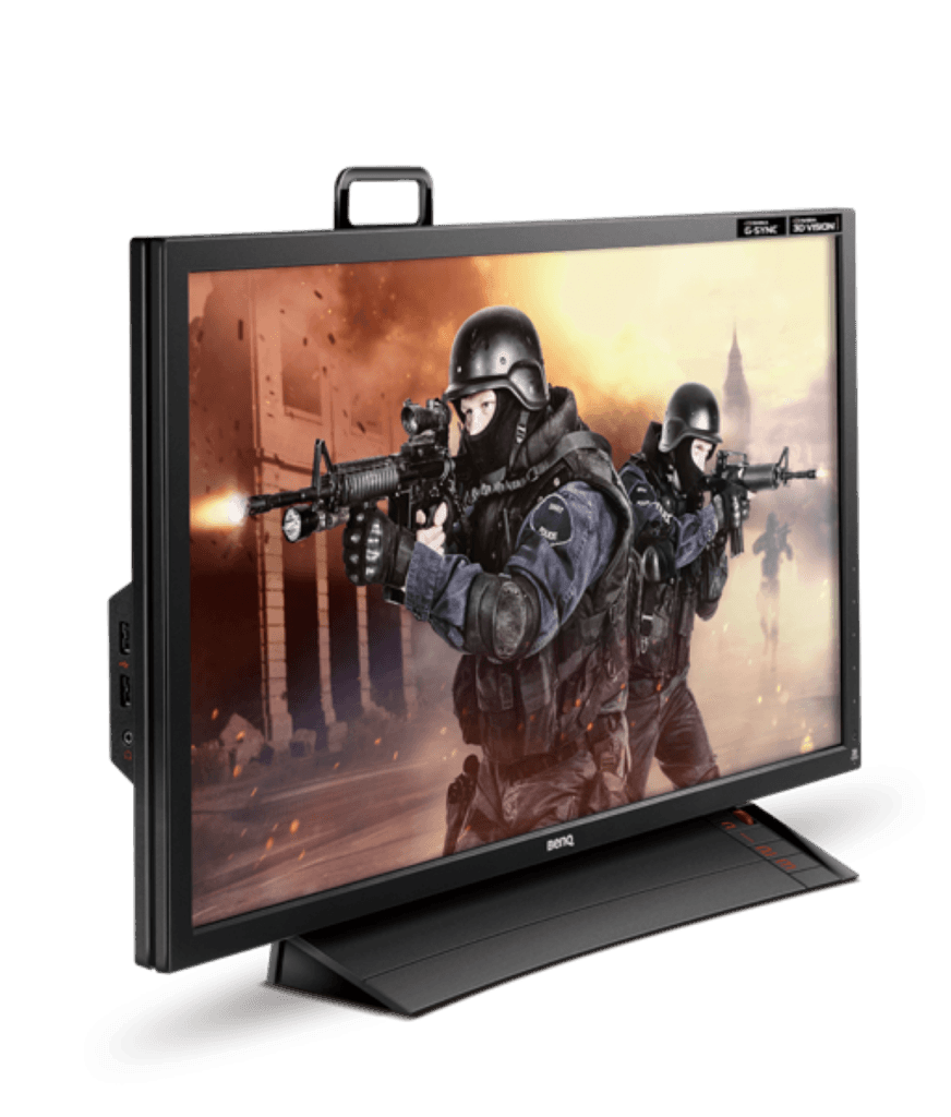 BenQ aduce in Romania primul monitor hibrid de gaming cu tehnologie G-SYNC