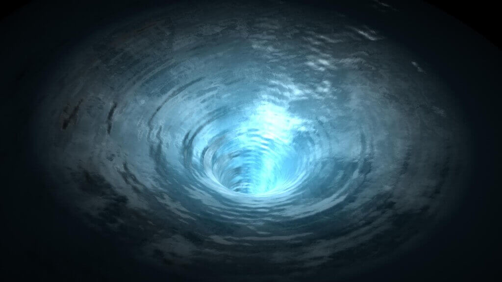 Poti cu adevarat sa calatoresti in spatiu si timp printr-o gaura de vierme?