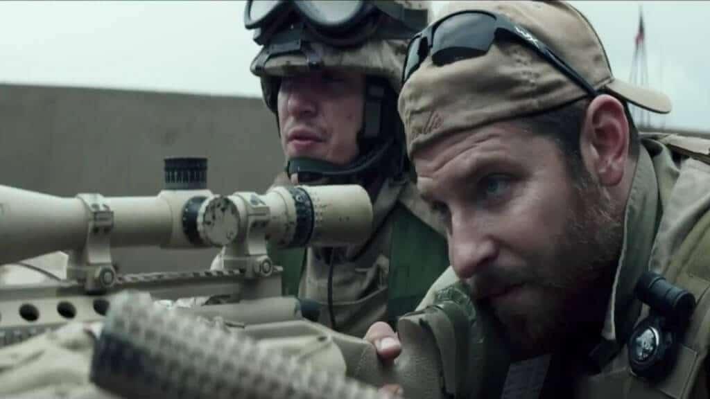 Am vazut American Sniper (Lunetistul American)