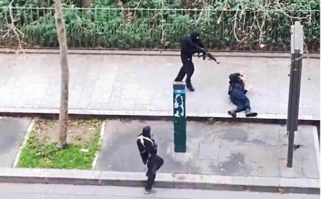 Inca doua despre situatia din Paris si gata