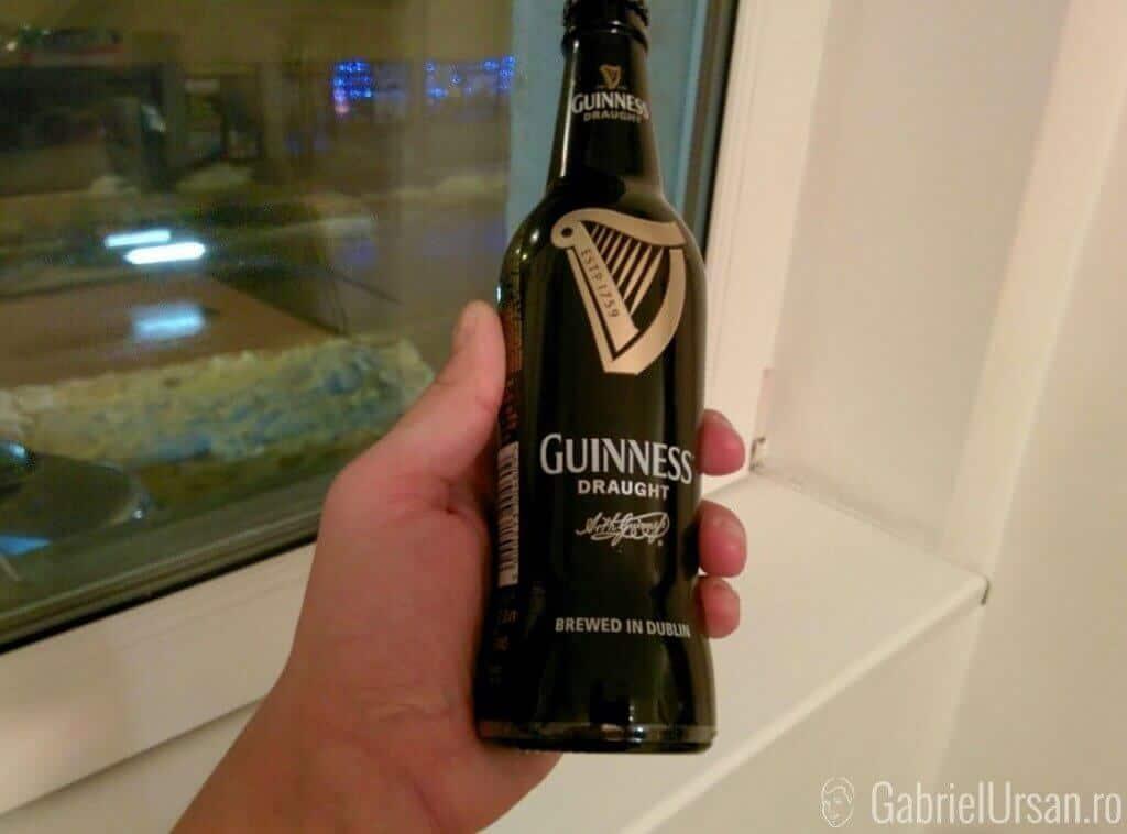 Cum e berea Guinness si Budweiser