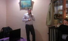 Gabriel Ursan la Doors Bistro Cafe