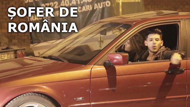 Amuzant: Video Sofer de Romania