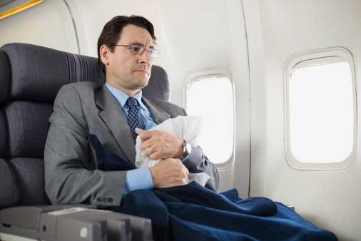 Cum scap si eu de fobia zborului cu avionul?