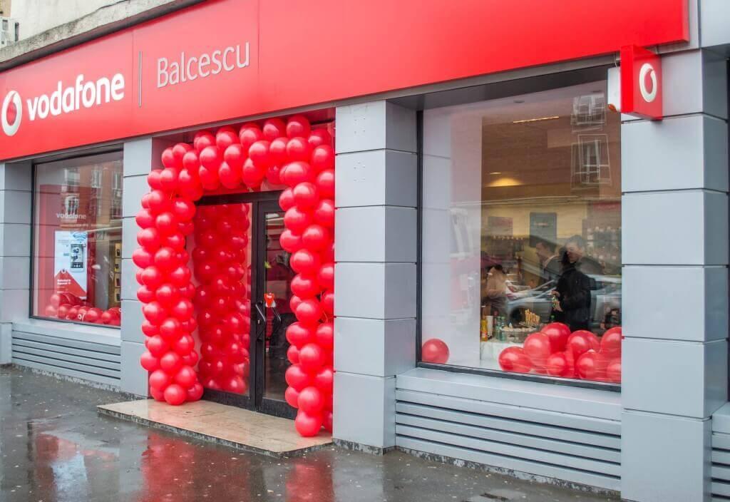 Vodafone Romania deschide un nou magazin in sistem de franciza in Galati